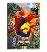Пазлы Человек-паук против Синистера 500