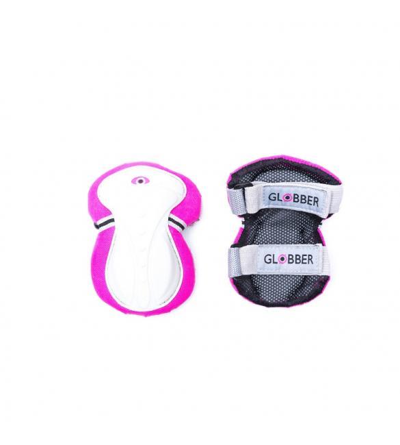 Комплект защитный детский GLOBBER, розовый, до 25кг (XXS)