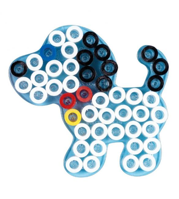 Поле для термомозаики Maxi, маленькая собачка  3+