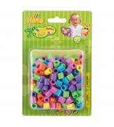 Термомозаика Набор цветных бусин, 250шт, 6 цветов  3+