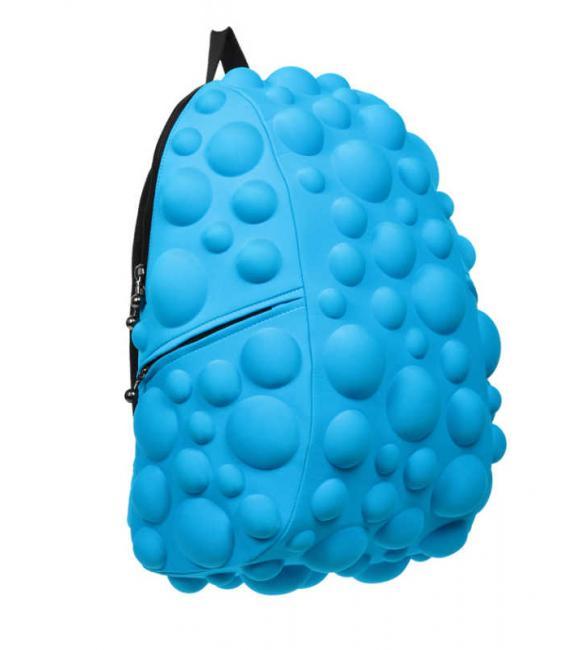 """Рюкзак """"Bubble Full"""" Neon Aqua (голубой неон)"""