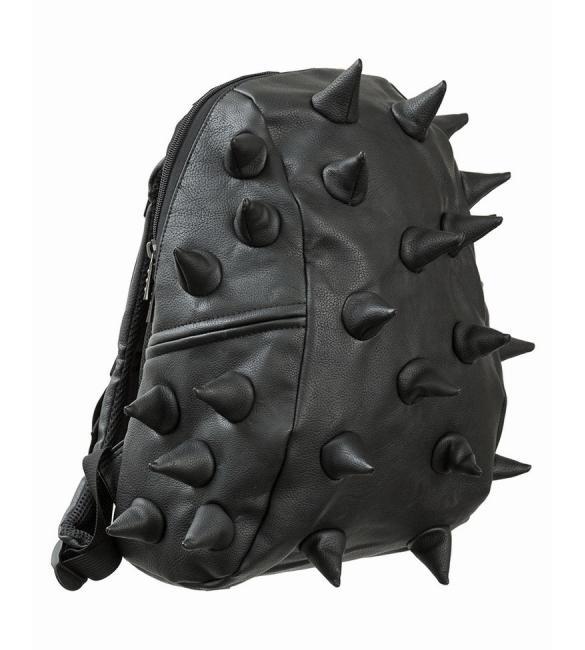 """Рюкзак средний """"Rex Half"""" Black (черний)"""