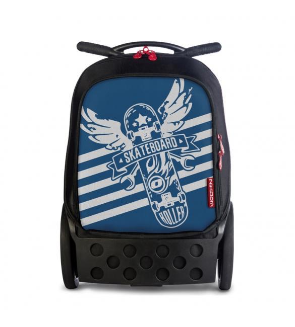 Рюкзак средний на колесах  NIKIDOM Skate, серии ROLLER