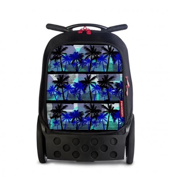 Рюкзак средний на колесах NIKIDOM Miami, серии ROLLER