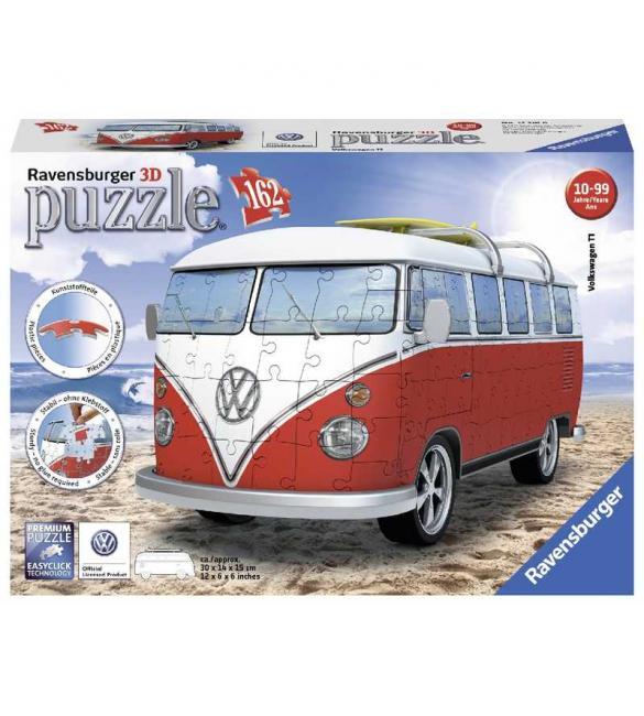 Объемный пазл  Легендарный VW T1