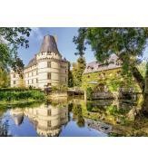 Пазлы Замок Chateau de l'Islette 500