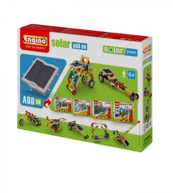 Дополнительная солнечная батарея (S40)