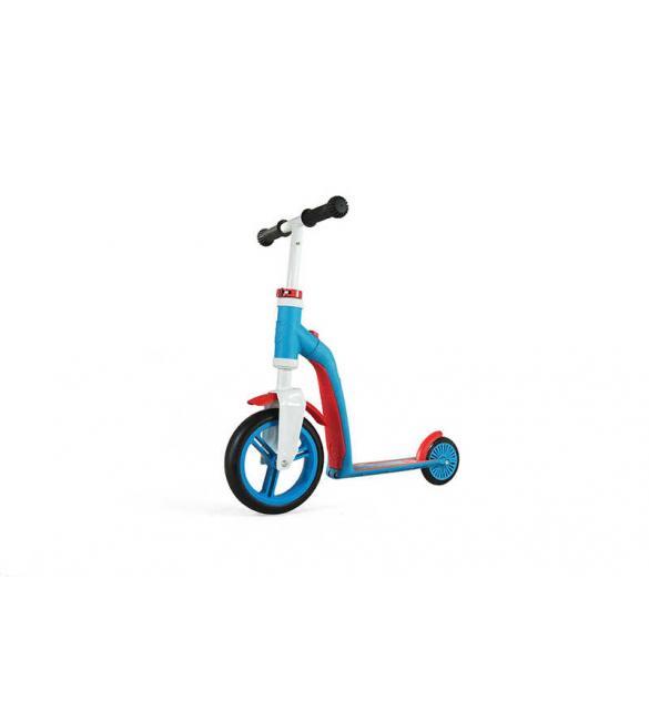 Самокат Scoot and Ride серии Highwaybaby сине-красный, до 3 лет/20кг