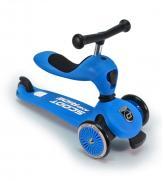 Самокат Scoot and Ride серии Highwaykick-1 синий, от 1 года/20-50 кг