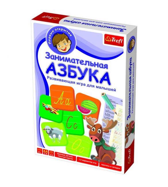 Игра Азбука