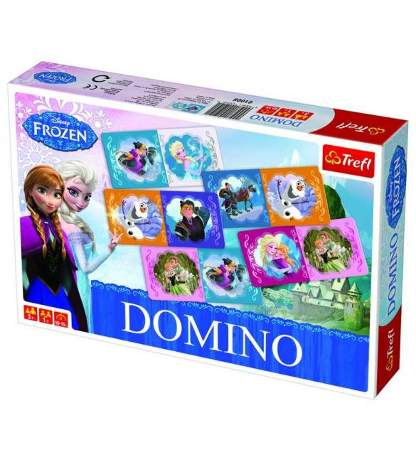 Игра Домино Холодное сердце