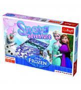 Игра Снежное приключение