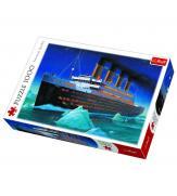 Пазлы Титаник Trefl 1000