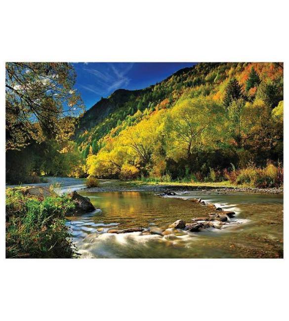 Пазлы Река Эрроу Новая Зеландия 1000