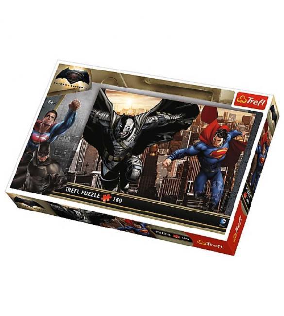 Пазлы Бетмен против Супермена 160