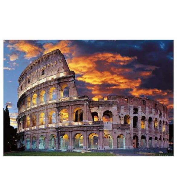 Пазлы Колизей Рим 1500