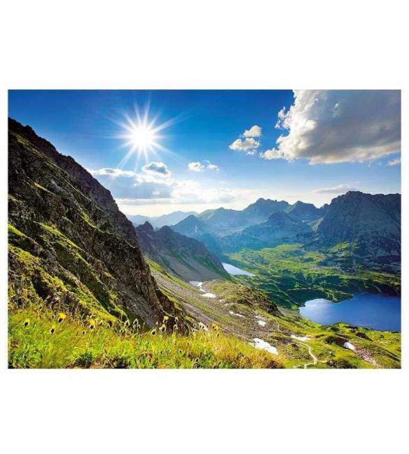 Пазлы Долина Пяти прудов Татры 2000