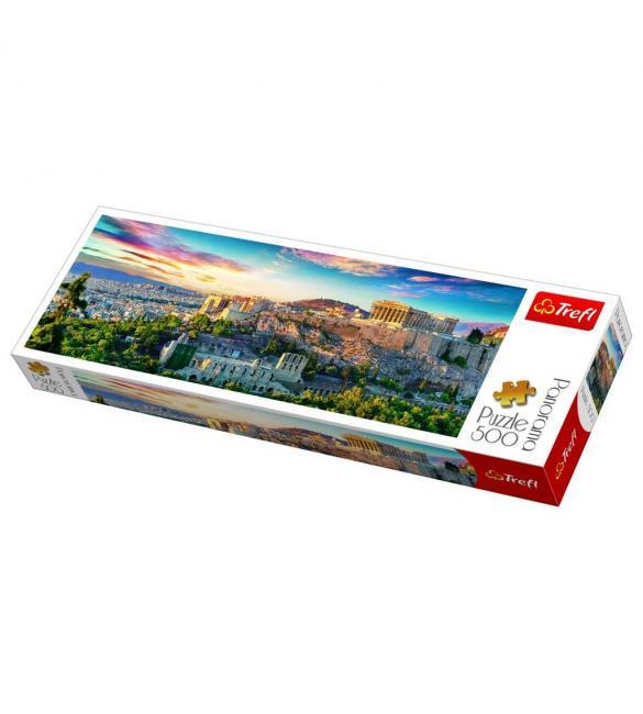 Пазлы Акрополь Афины 500  панорамный