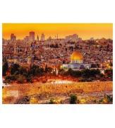 Пазлы Крыши Иерусалима 3000