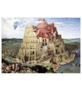 Пазлы Вавилонская башня 4000