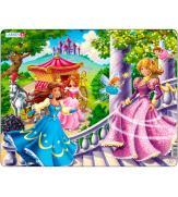 Пазлы Принцессы и феи