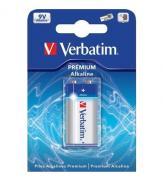 Батарейка Verbatim ALKALINE BATTERY 9V 1 Pack