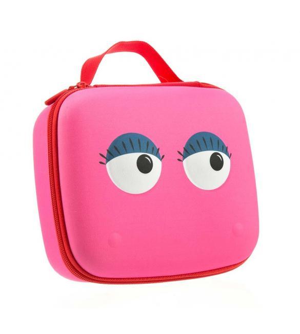 Пенал BEAST BOX JUMBO, цвет PINK (розовый)