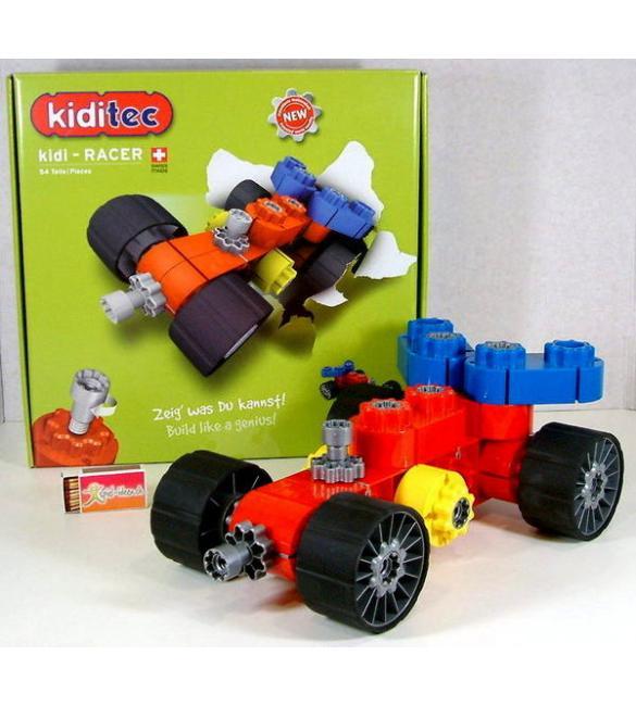Конструктор Kiditec Kidi-Racer