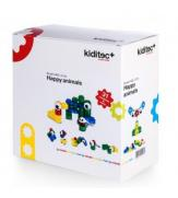 Конструктор Kiditec Happy animals