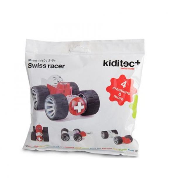 Конструктор Kiditec Swiss Racer
