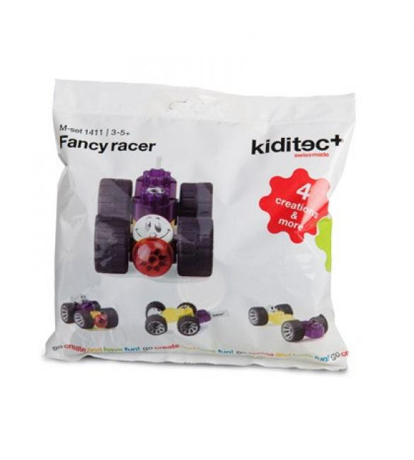 Конструктор Kiditec Fancy Racer