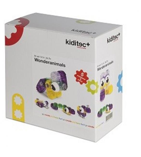 Конструктор Kiditec Wonderanimals