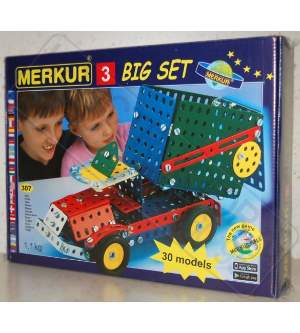 Конструктор металлический Меркур М3