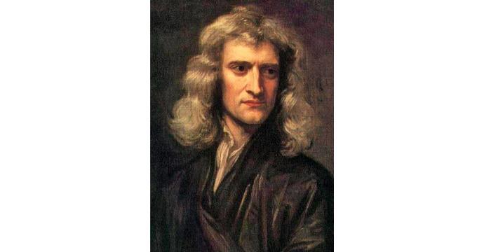 Сегодня День рождения Ньютона!