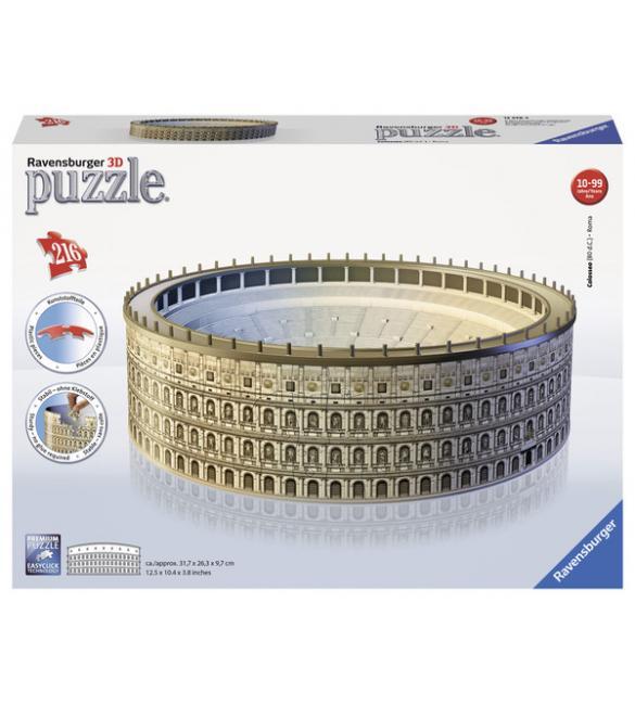 Объемный пазл Колизей