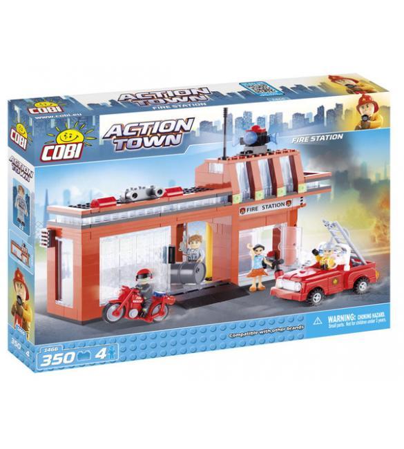 Конструктор Action Town - Пожарная станция