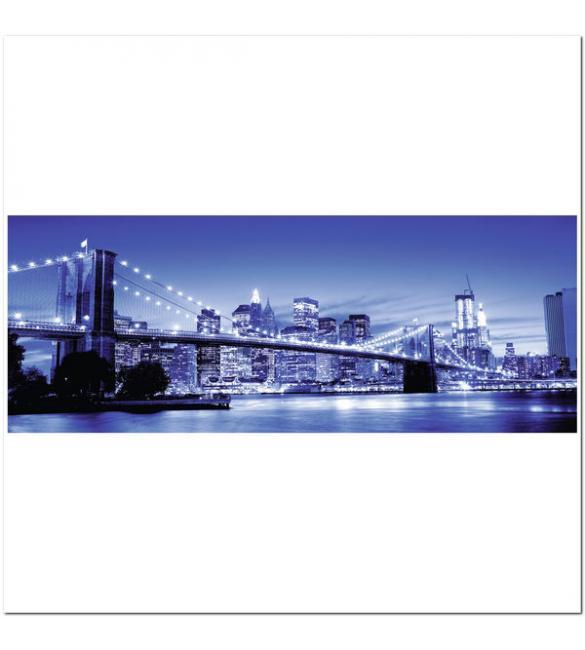 Пазлы Сумерки в Нью-Йорке 1000. Панорама