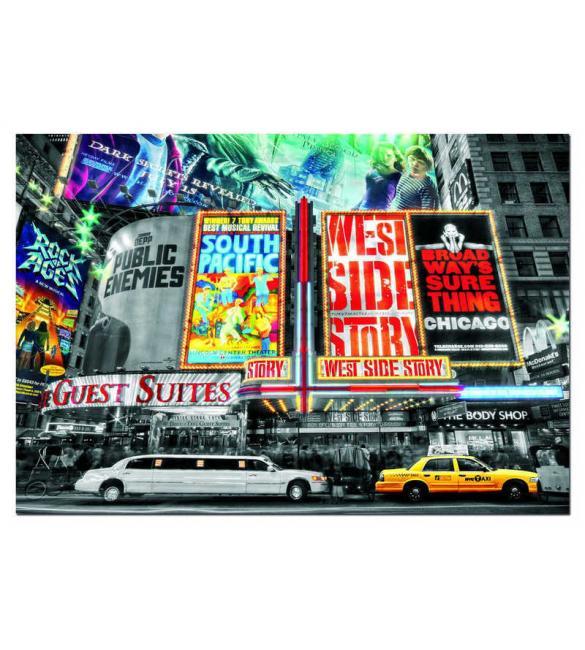 Пазлы Театр Нью-Йорка 1000