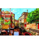 Пазлы Виды Венеции, Гвидо Борелли 2000