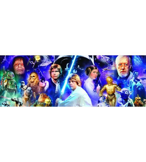 Пазлы Звездные войны 1000