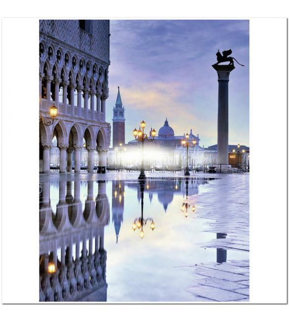Пазлы Романтическая Венеция 1500