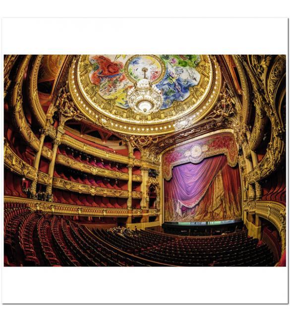 Пазлы Оперный театр 1500