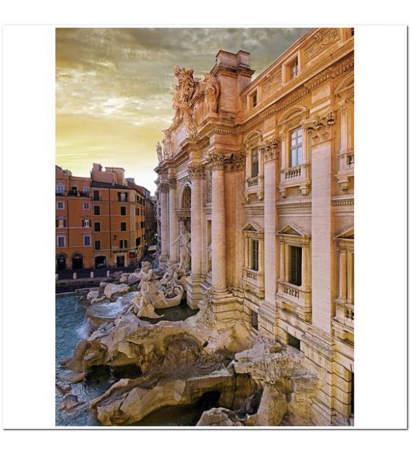 Пазлы Фонтан Треви, Рим 1500