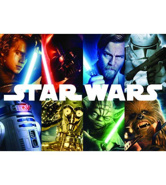 Пазлы Звездные войны 1500