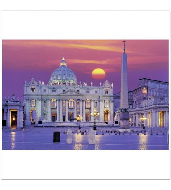 Пазлы Собор Святого Петра, Рим 3000