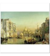 Пазлы Большой канал, Венеция 3000