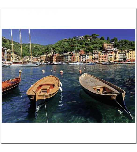 Пазлы Гавань в Портофино, Италия 1000