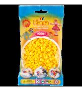 Набор 1000 желтых бусин для термомозаики, 10 цветов 5+