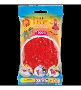 Набор 1000 красных бусин для термомозаики, 10 цветов 5+