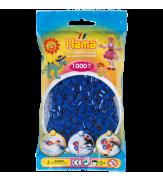 Набор 1000 синих бусин для термомозаики, 10 цветов 5+